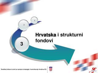 Hrvatska  i strukturni fondovi