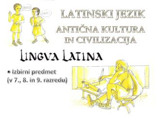 ANTIČNA KULTURA IN CIVILIZACIJA