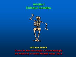 Artritis I Enfoque holístico