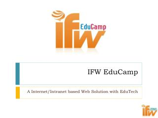 IFW EduCamp