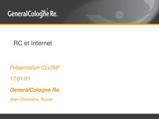 RC et Internet