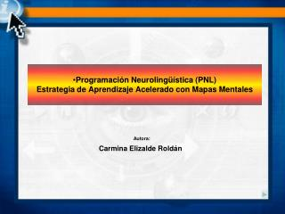 Programación Neurolingüística (PNL) Estrategia de Aprendizaje Acelerado con Mapas Mentales
