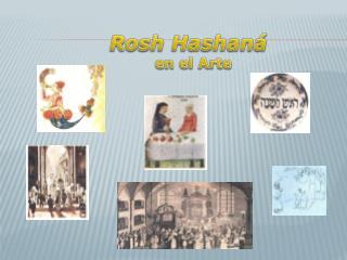Rosh  Hashan á   en el Arte