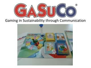 Gaming  in  Sustainability through  Communication