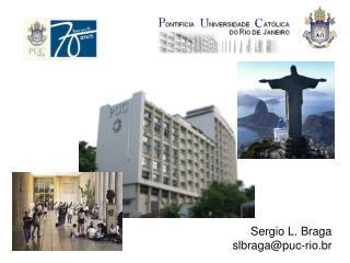 Sergio L. Braga slbraga@puc-rio.br