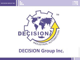 DECISION Group Inc.
