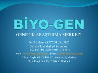 BİYO-GEN