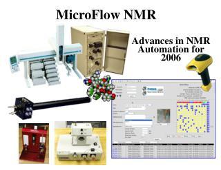 MicroFlow NMR