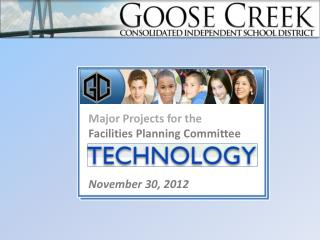 Major Projects for the  Facilities Planning Committee Major Projects  November 30, 2012