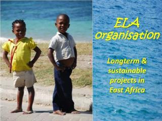 ELA organisation