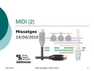 MIDI (2)