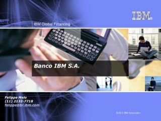 Banco IBM S.A.