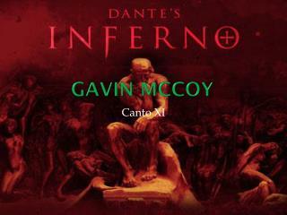 Gavin McCoy