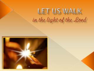1 st  Sunday of Advent -  2013