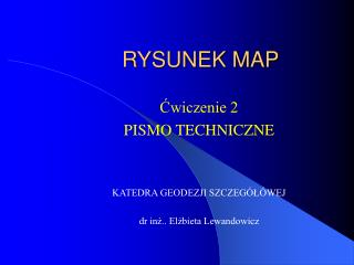 RYSUNEK MAP