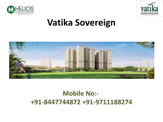 Vatika Sovereign Next