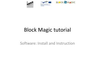 Block M agic tutorial