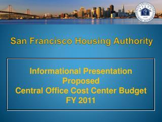 San Francisco Housing Authority