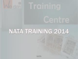 NATA TRAINING 2014