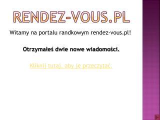 Rendez-vous.pl