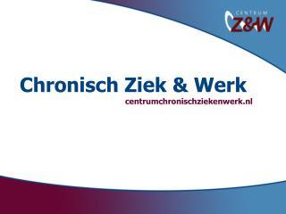 Chronisch Ziek & Werk centrumchronischziekenwerk.nl