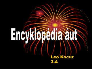Encyklopédia áut