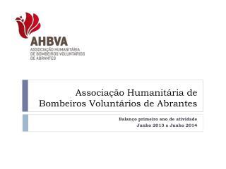 Associa��o Humanit�ria de Bombeiros Volunt�rios de Abrantes