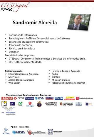 Sandromir  Almeida