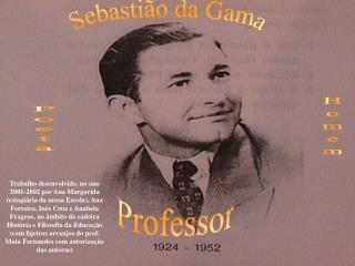 Sebastião da Gama