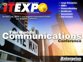 Engage Key Enterprise, Government, SMB,   and Call Center Decision Makers at