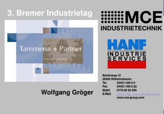 3. Bremer Industrietag