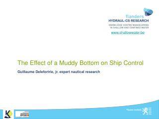 The Effect of a Muddy Bottom on Ship Control