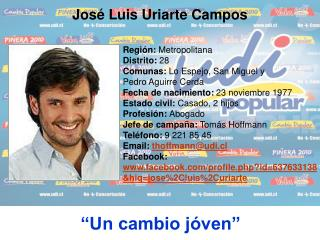 Región:  Metropolitana Distrito:  28 Comunas:  Lo Espejo, San Miguel y Pedro Aguirre Cerda