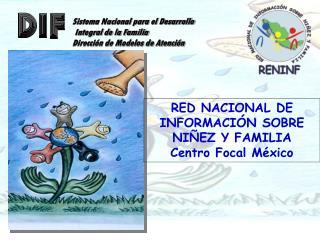 Sistema Nacional para el Desarrollo  Integral de la Familia Dirección de Modelos de Atención