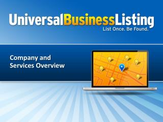 Company and  Services Overview