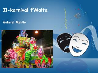 Il-karnival f'Malta