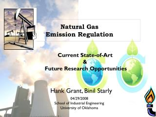 Natural Gas  Emission Regulation
