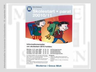Informationsmøde Mosedeskolen Onsdag den 23. september kl. 19.00-21.00
