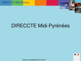 DIRECCTE Midi-Pyrénées