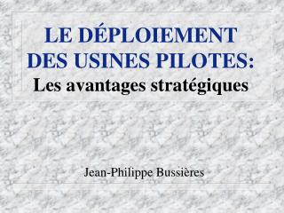 Jean-Philippe Bussi res
