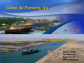 Canal de Panamá  Vs
