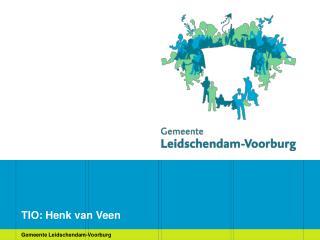 TIO: Henk van Veen