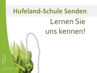 Hufeland-Schule Senden