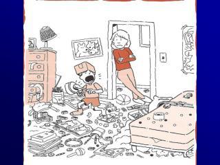 Trastornos de conducta en la infancia  (preescolar)