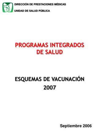 DIRECCIÓN DE PRESTACIONES MÉDICAS