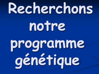Diaporama créé par       Liliane  Arnaud  Soubie        professeur de SVT