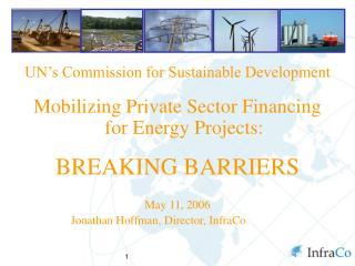 UN�s Commission for Sustainable Development
