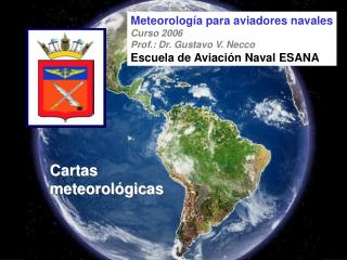 Cartas meteorológicas