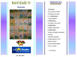 N A V I D A D / 11