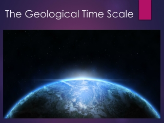 Chapter 3 Time  Geology